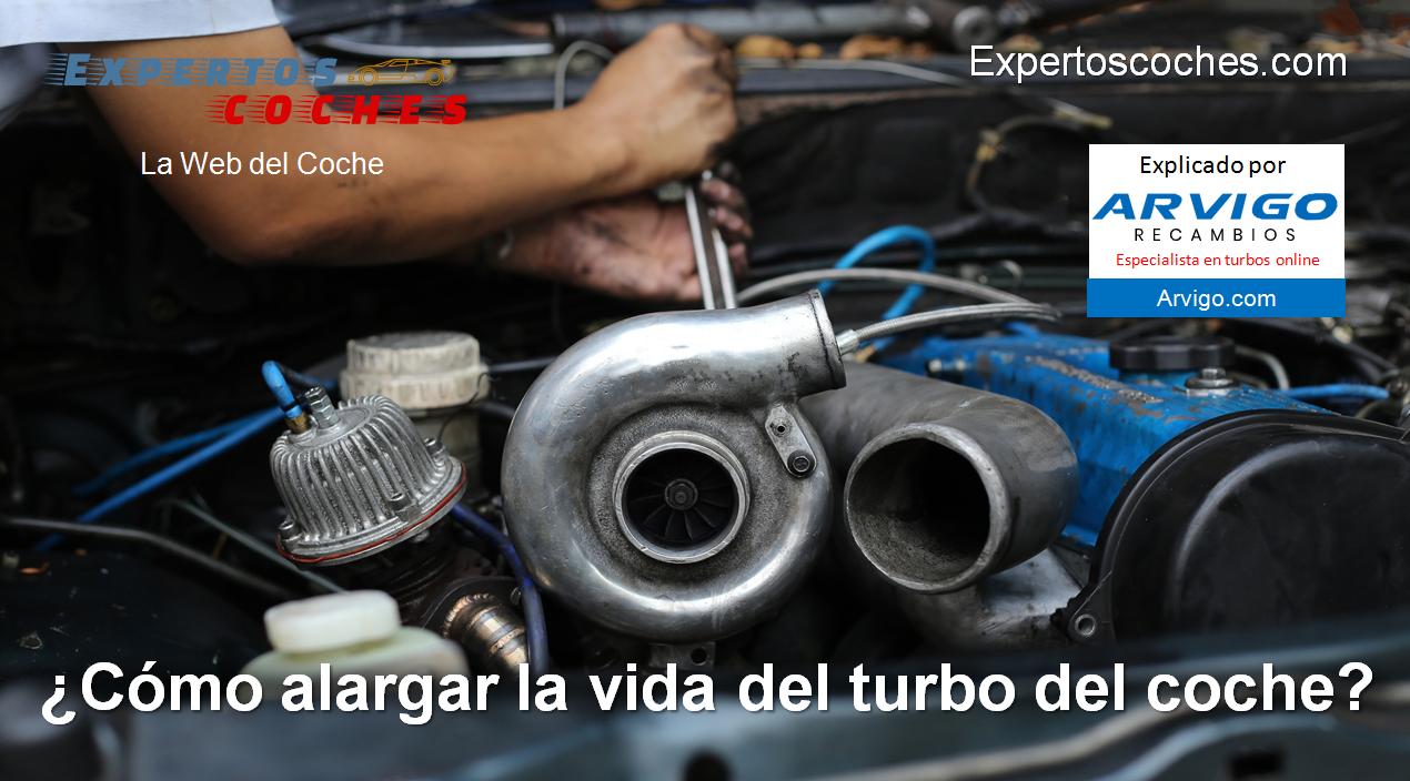 cómo alargar la vida del turbo del coche