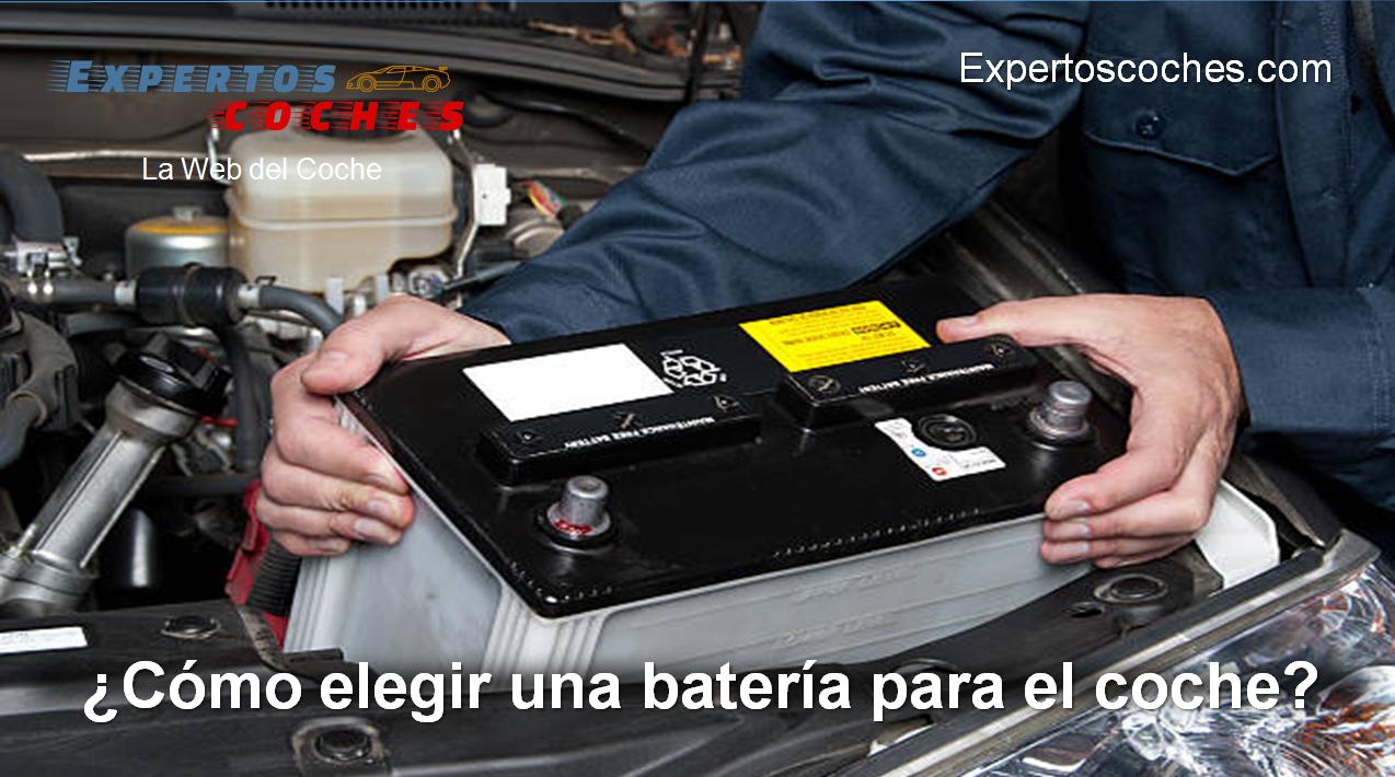cómo elegir una batería para el coche