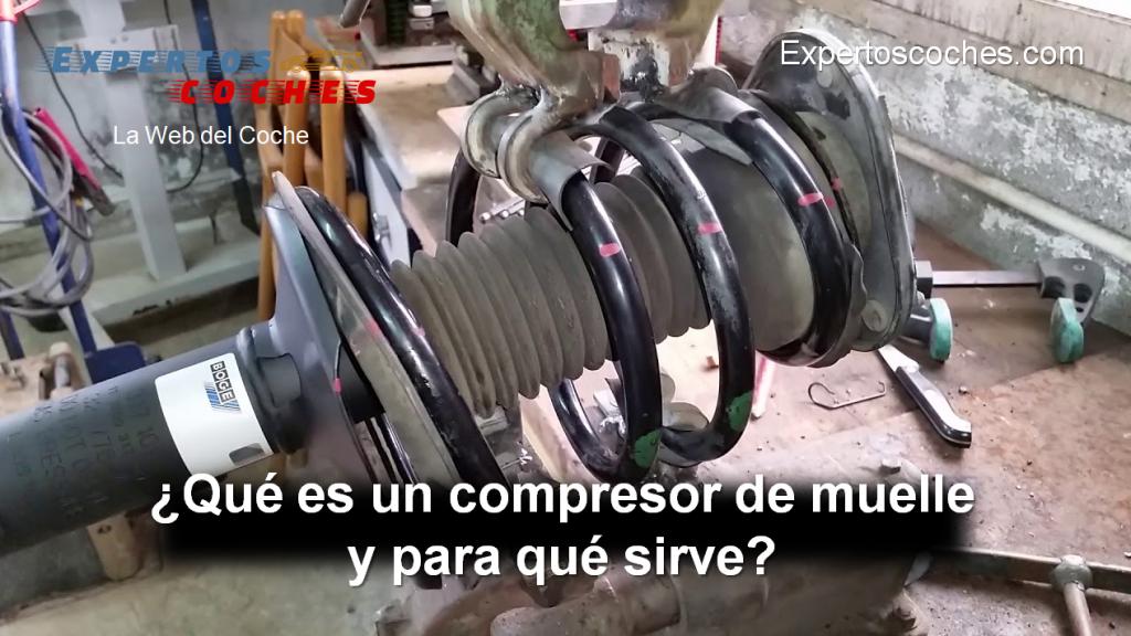 qué es un compresor de muelle y para qué sirve