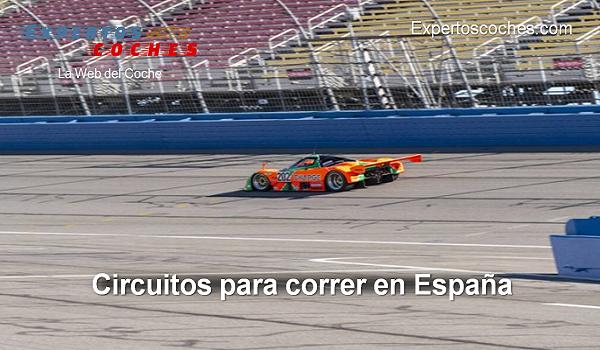 circuitos para correr en España