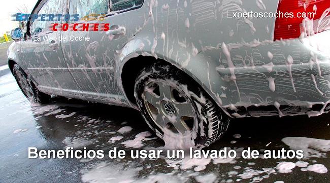 beneficios de usar un lavado de autos